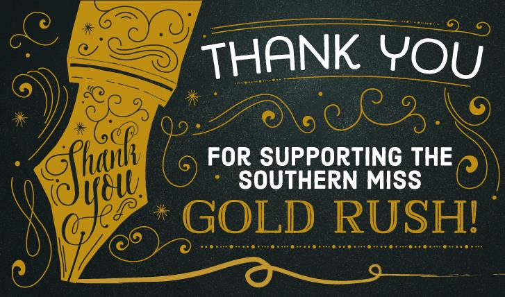 Gold Rush Thank You